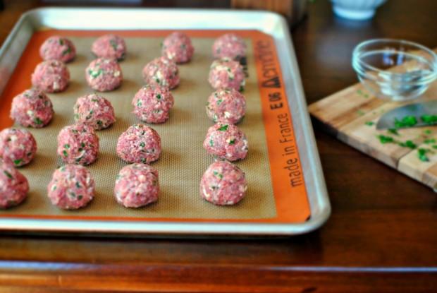 20 meatballs