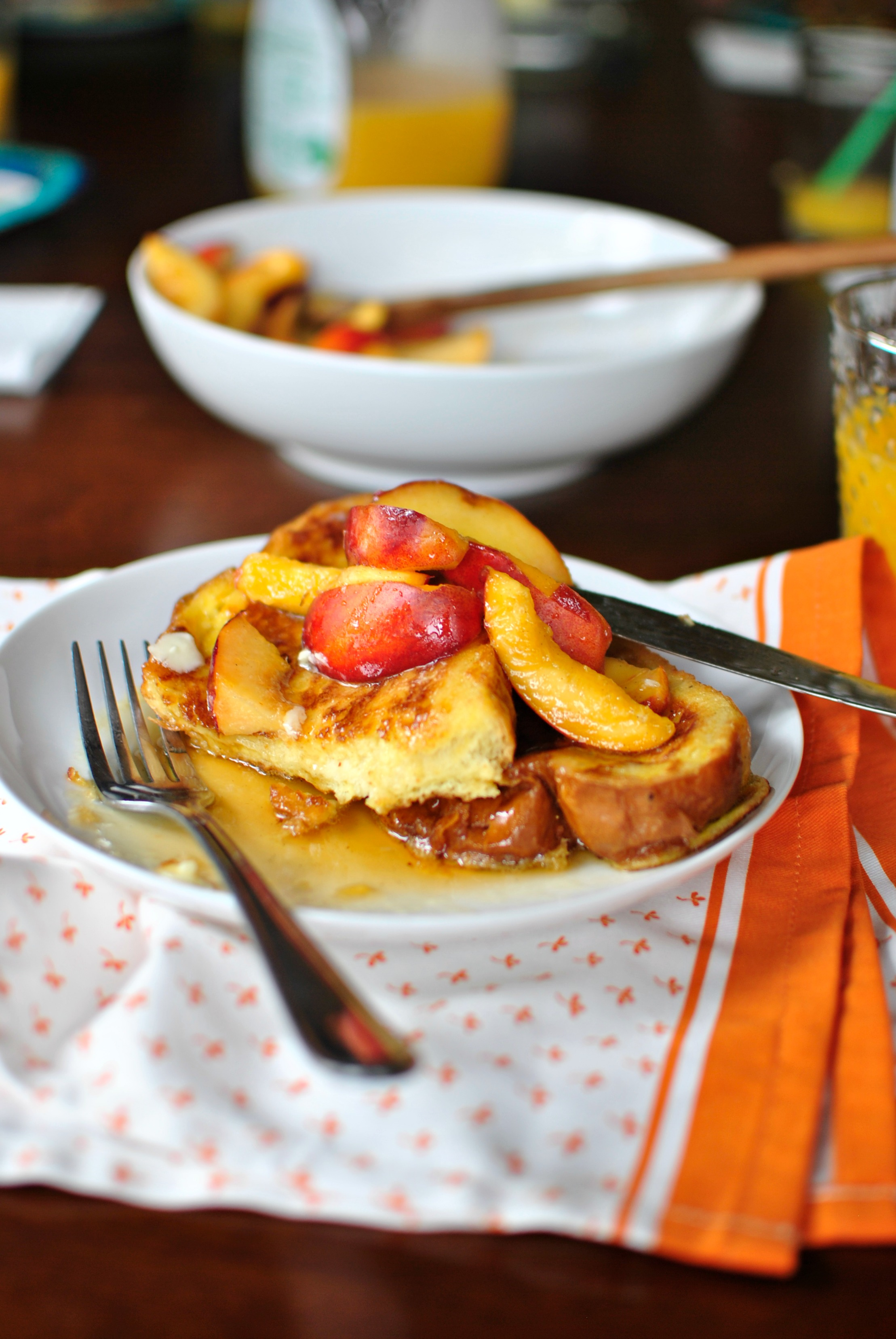 roasted peppers with nectarines recipes dishmaps roasted peppers ...