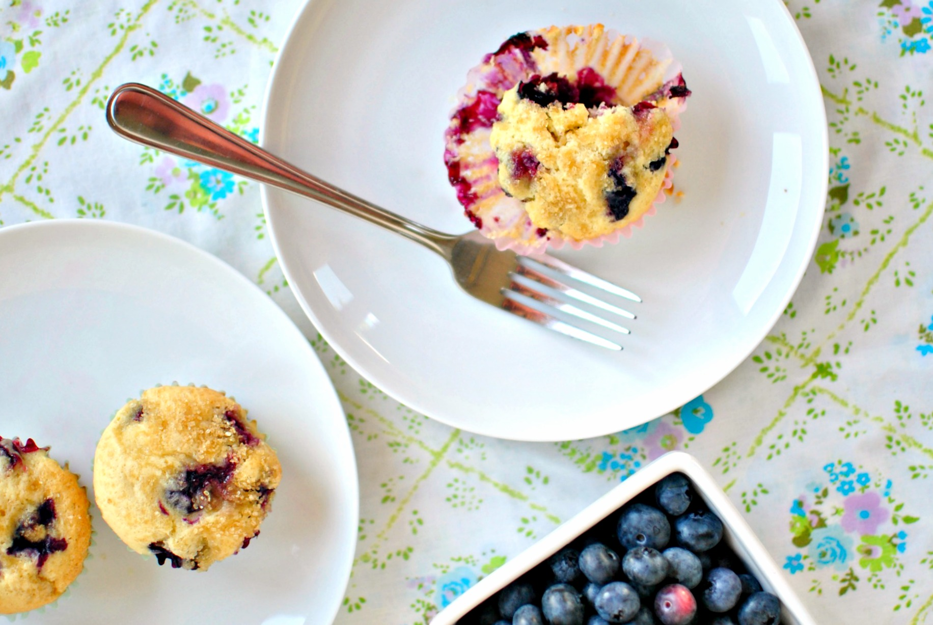 recipe: homemade blueberry muffins from scratch [21]