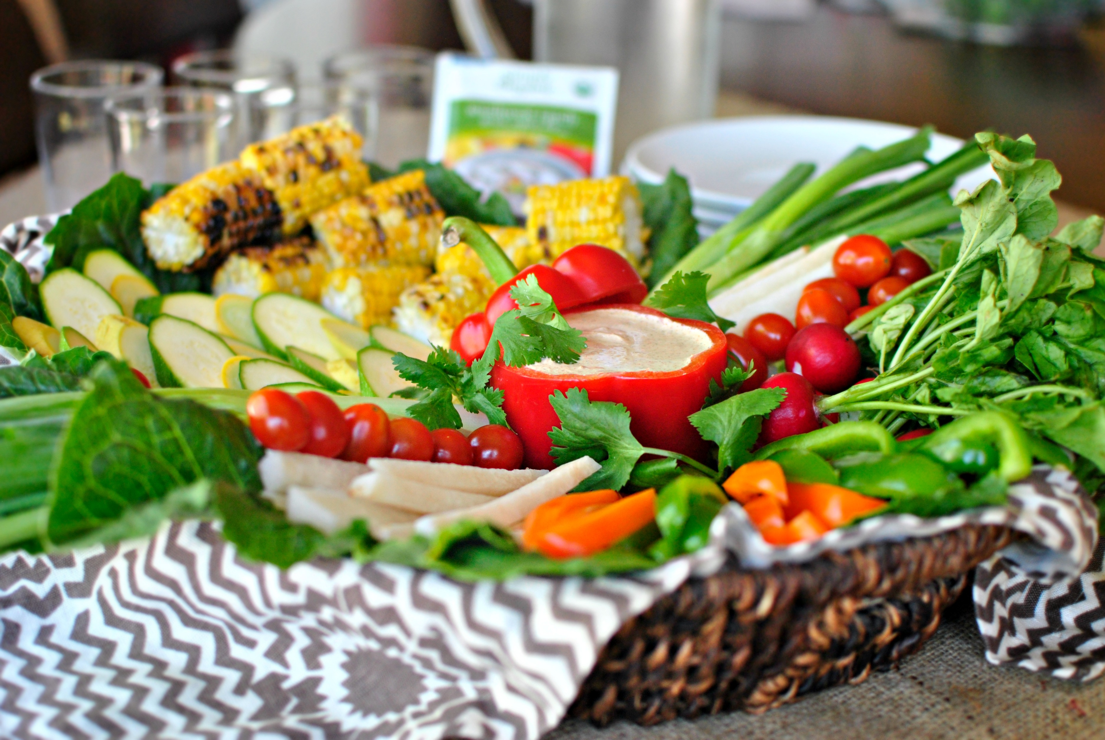Simply Scratch Simply Organic Healthy And Delicious Ways To Dip Simply Scratch