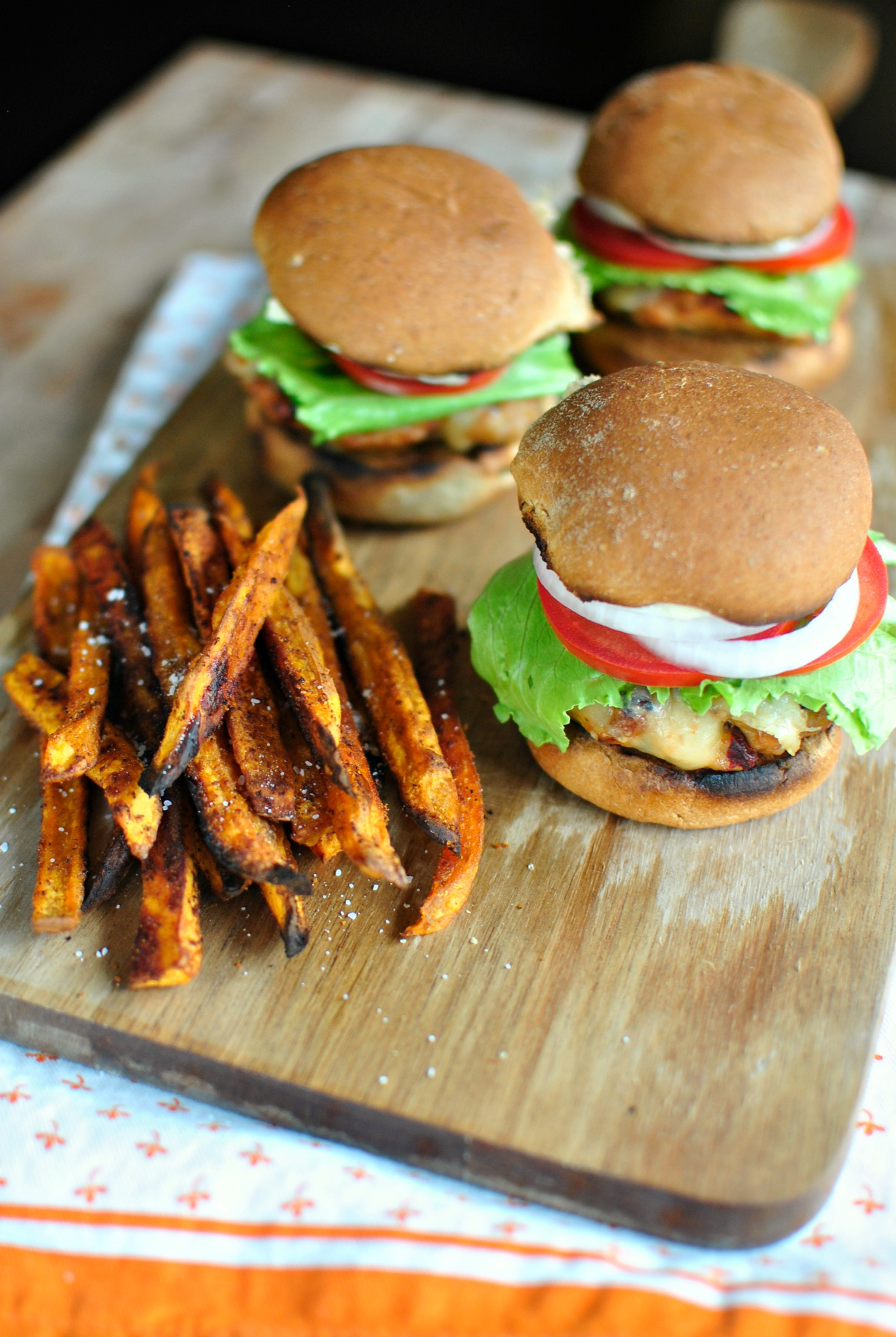 Simply Scratch White Cheddar Chipotle Chicken Sliders ...