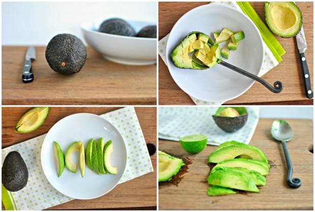 How To Cut An Avocado l SimplyScratch.com