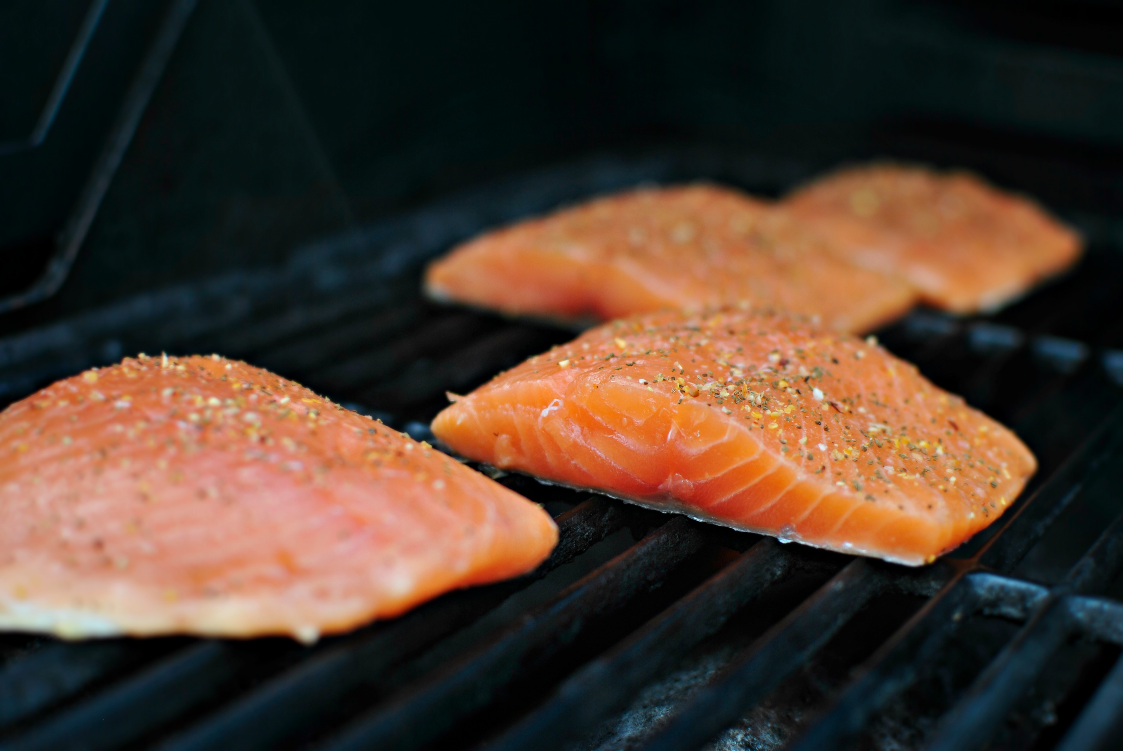 Grilled Salmon With Lemon Dill Butter Simply Scratch