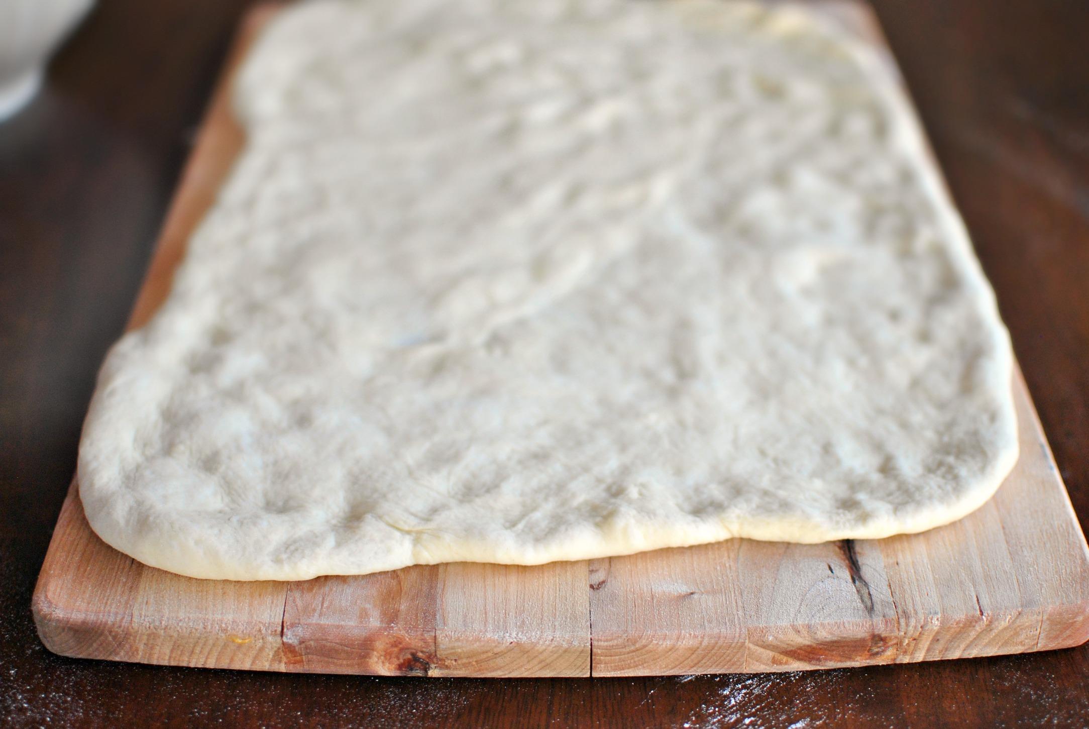 Рецепт теста дрожжевого для пиццы с молоком
