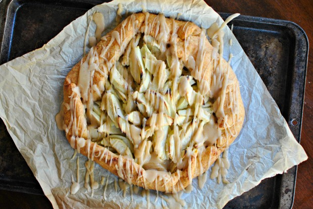 Apple Galette l SimplyScratch.com