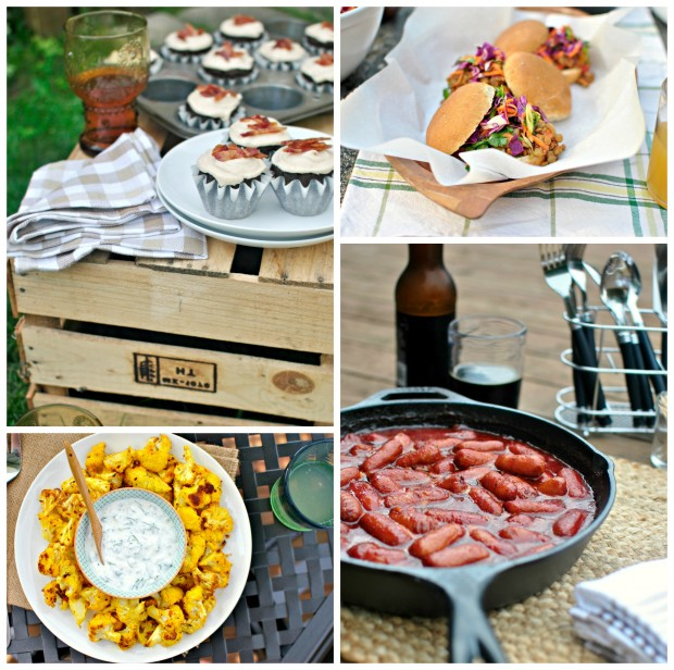 Tailgating Recipes l SimplyScratch.com