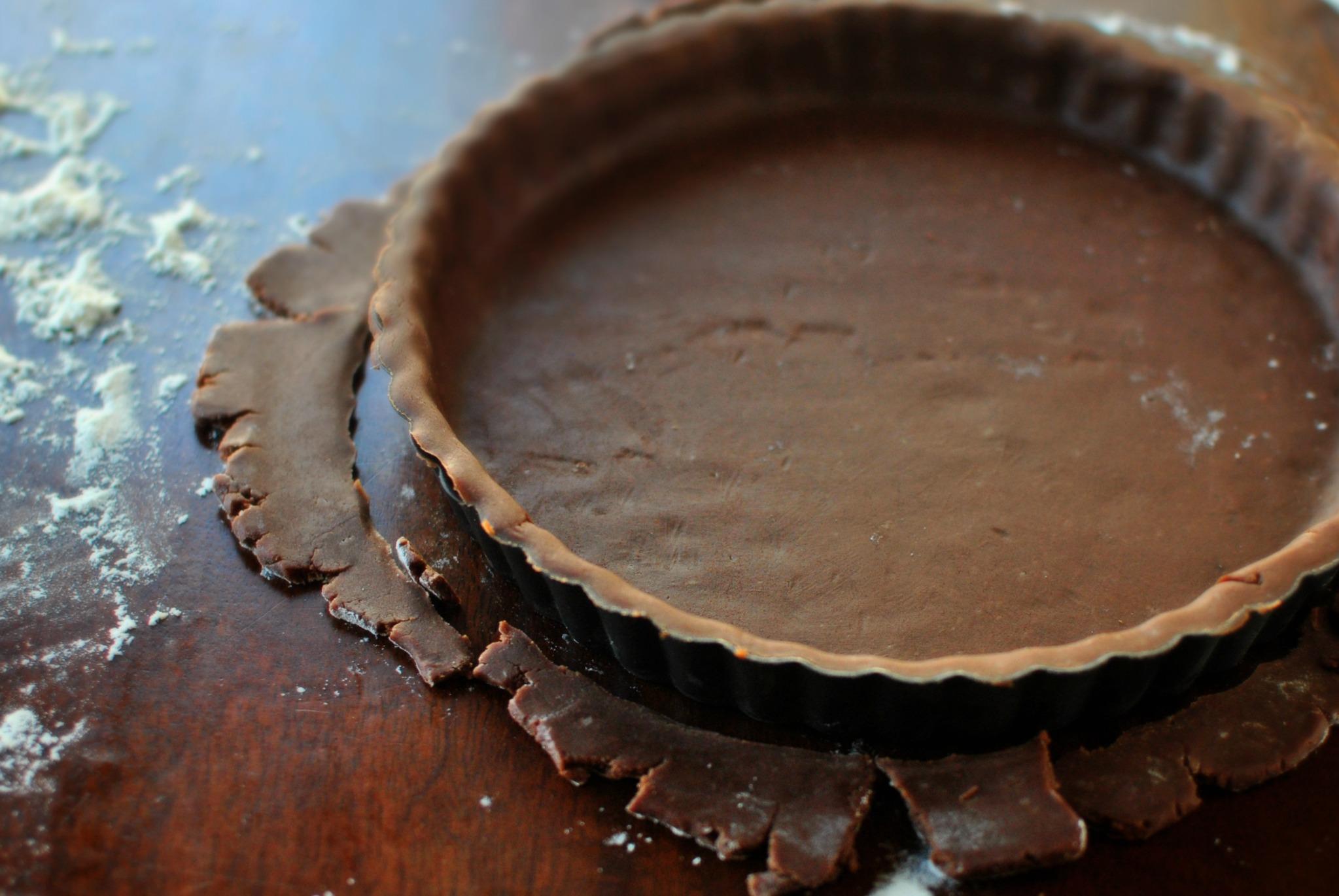 Simply Scratch Chocolate Pie Crust - Simply Scratch
