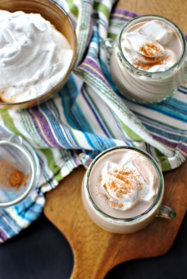 Mexican Hot Chocolate l www.SimplyScratch.com