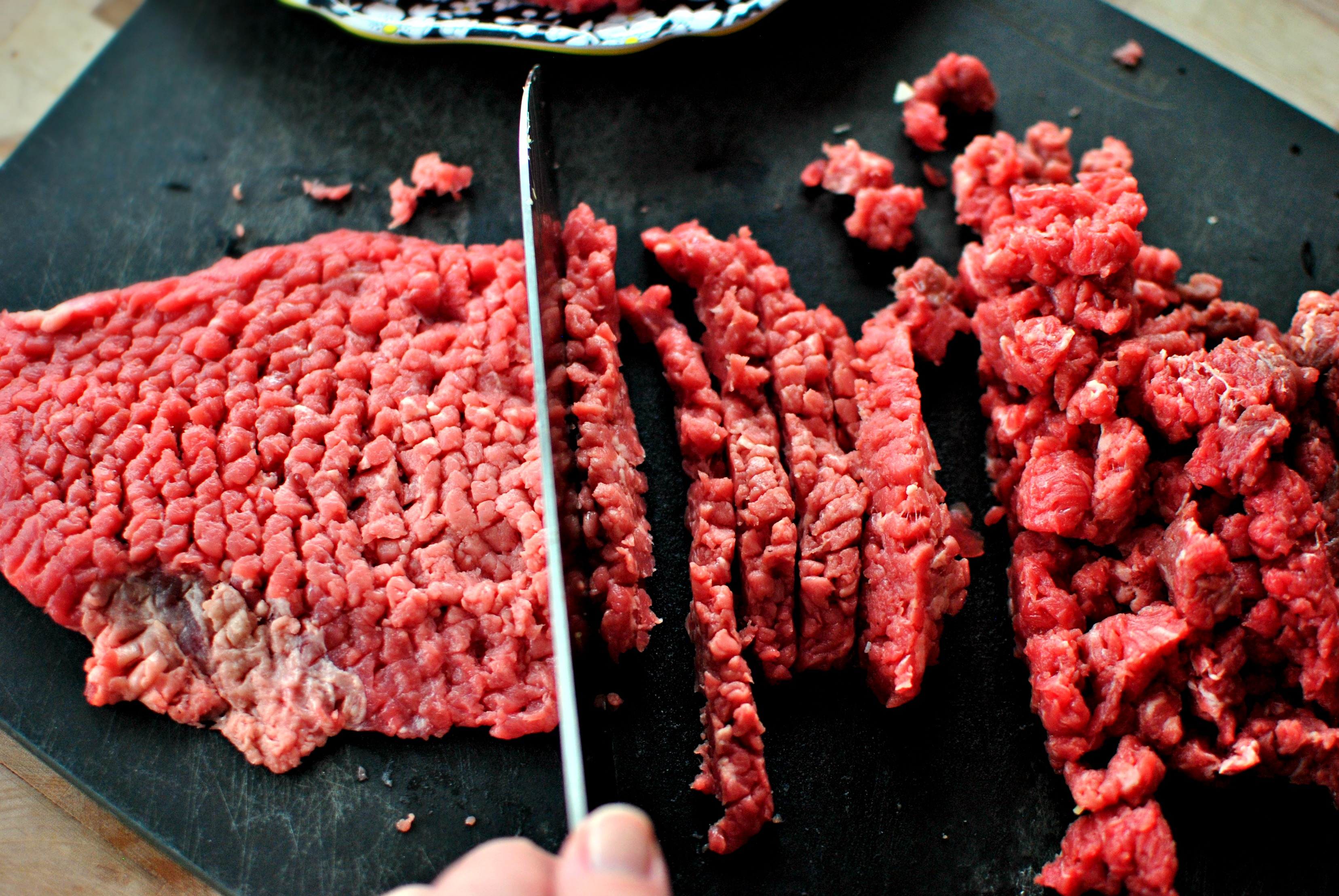 Easy recipes for beef round steak