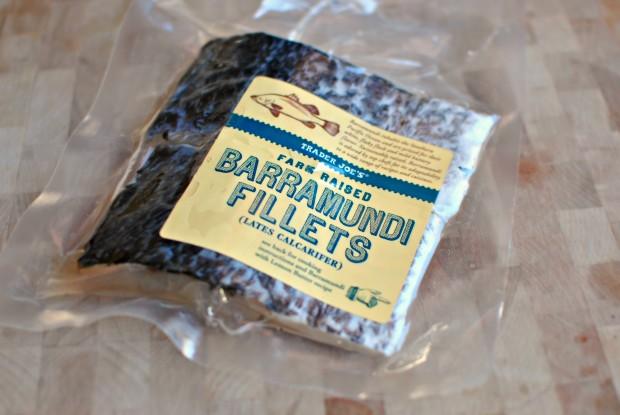 Barramundi filets
