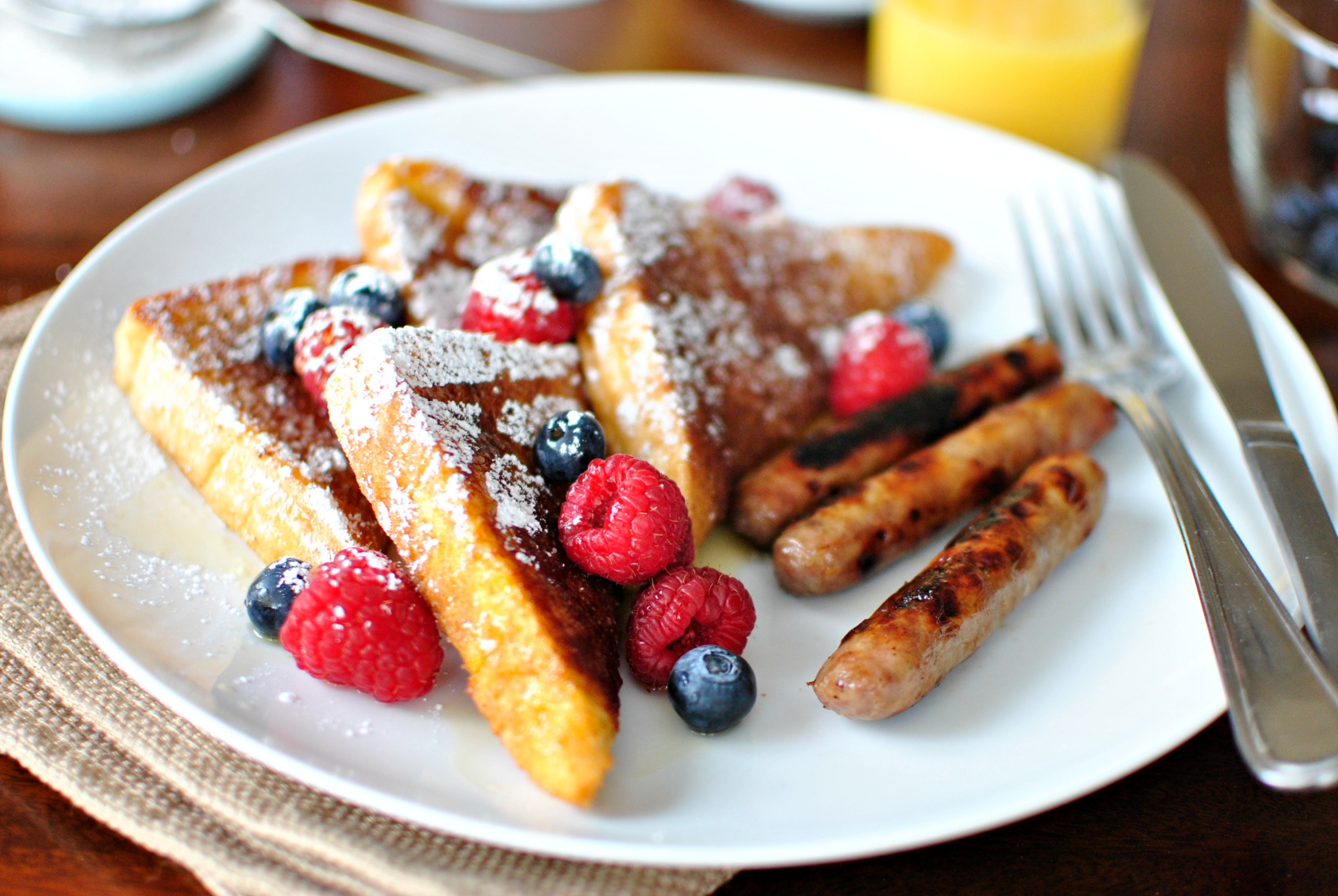 sugar crusted french toast cinnamon sugar crusted french toast ...