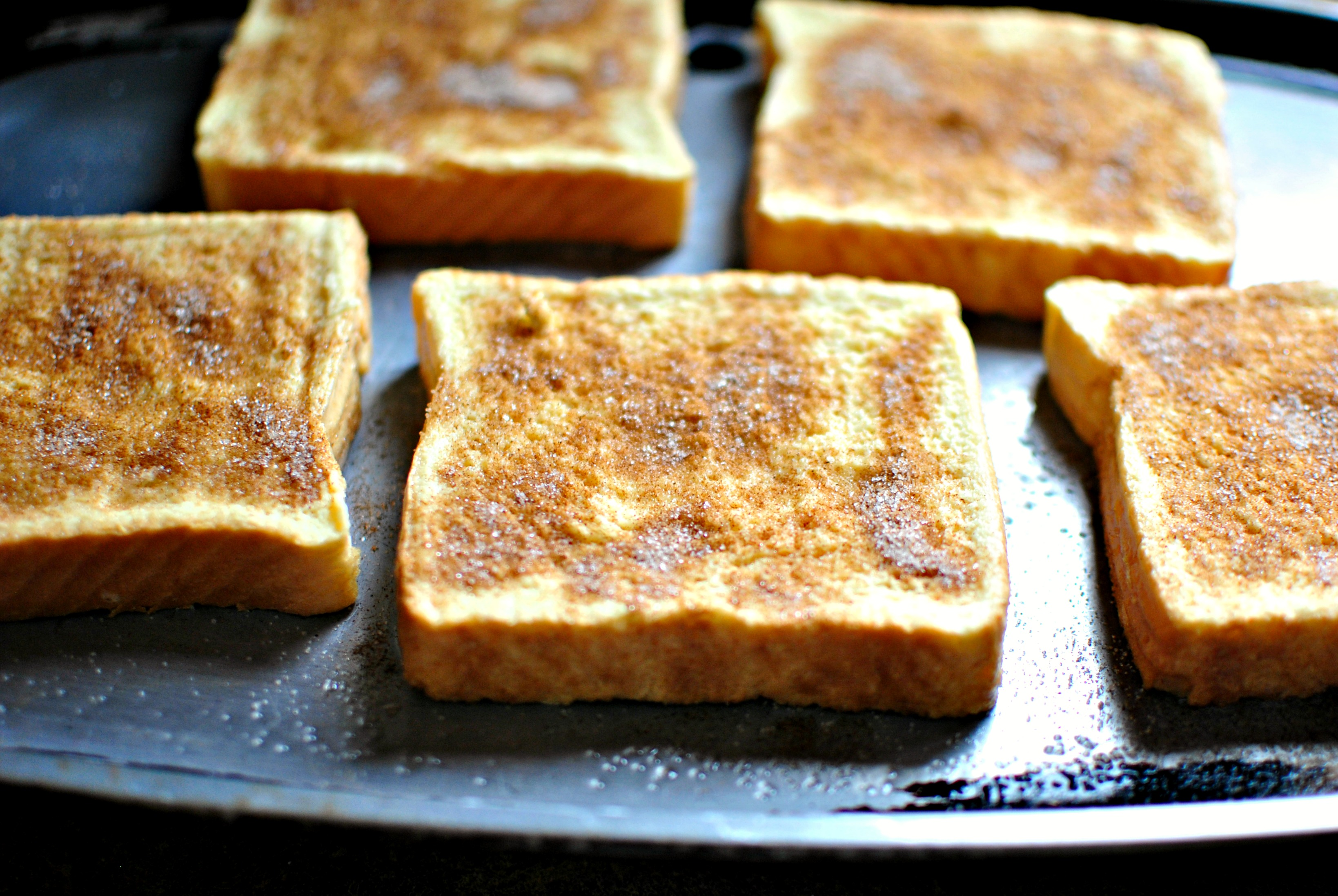 how to cook cinnamon toast