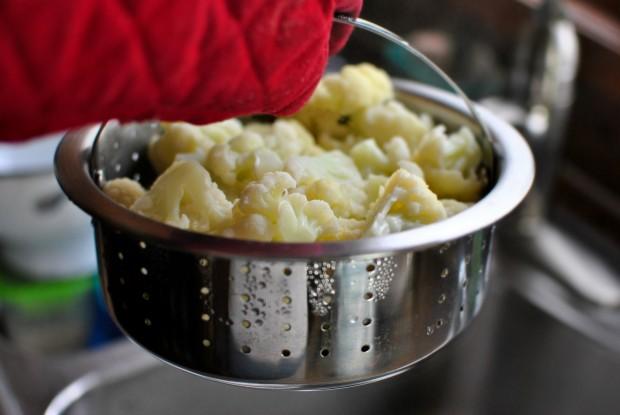 Creamy Whipped Cauliflower Mash - remove