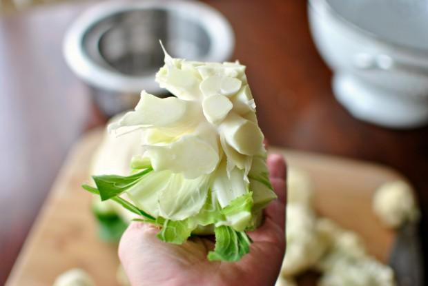 Creamy Whipped Cauliflower Mash - this thing