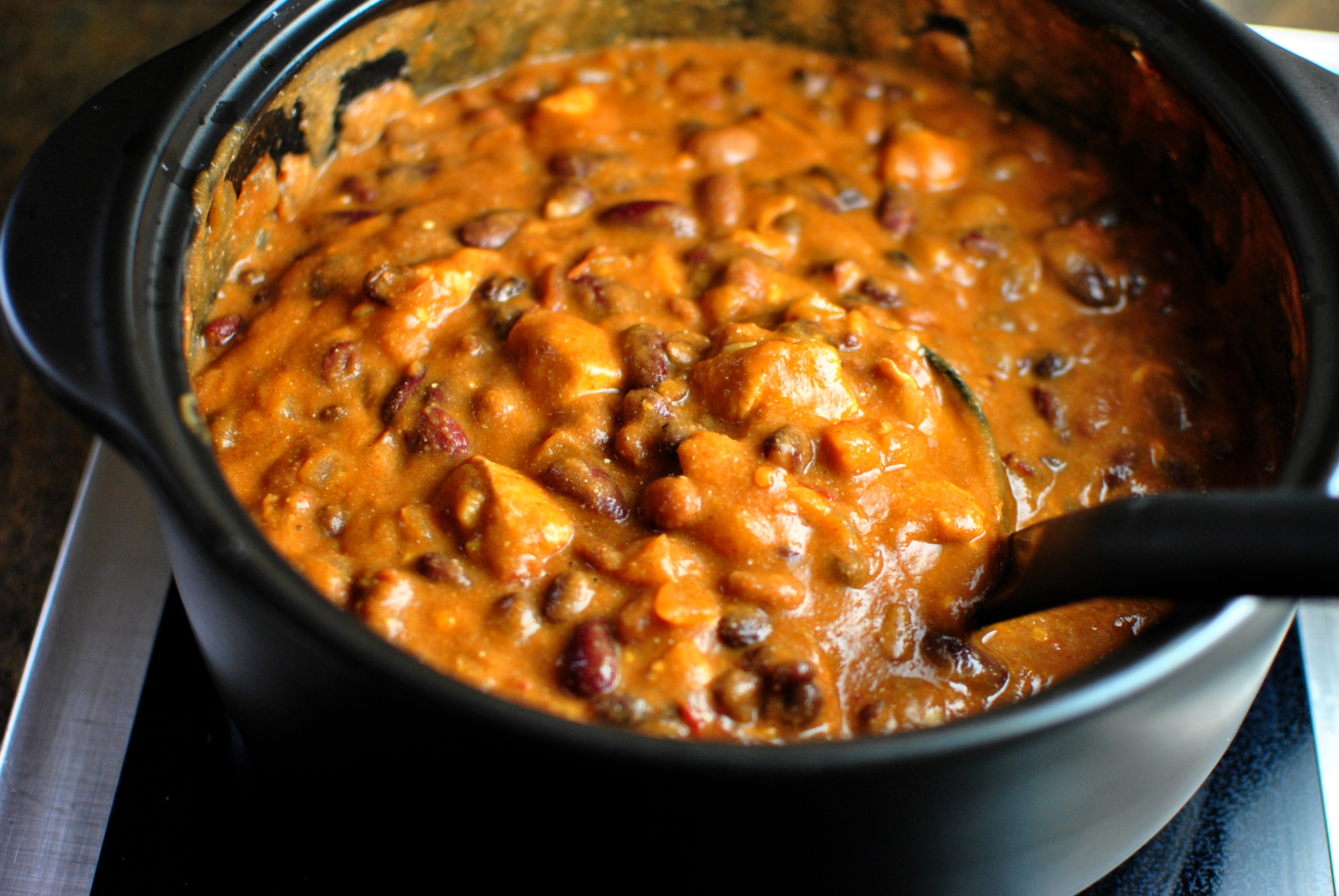 Simply Scratch Chipotle Chicken Chili - Simply Scratch