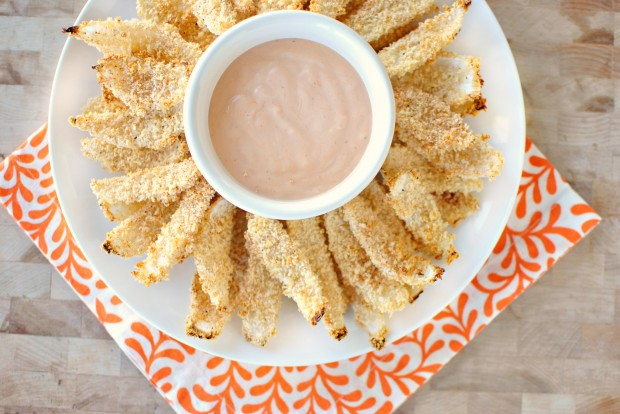 Baked Onion Petals l www.SimplyScratch.com