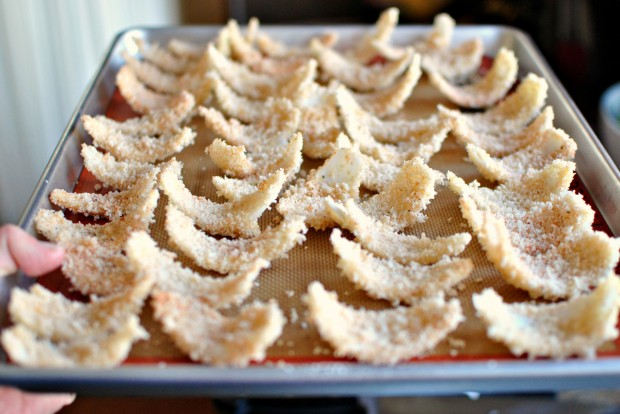 Baked Onion Petals l www.SimplyScratch.com bake