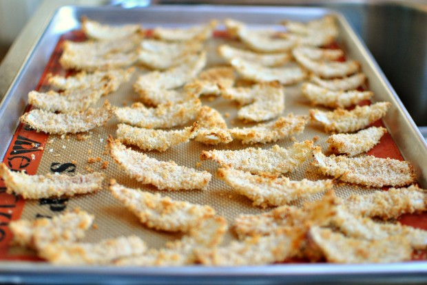 Baked Onion Petals l www.SimplyScratch.com baked