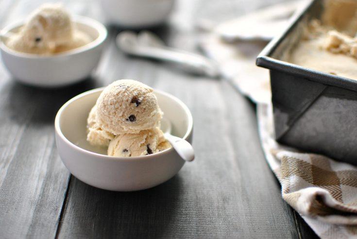 Chocolate Chip Coffee Ice Cream