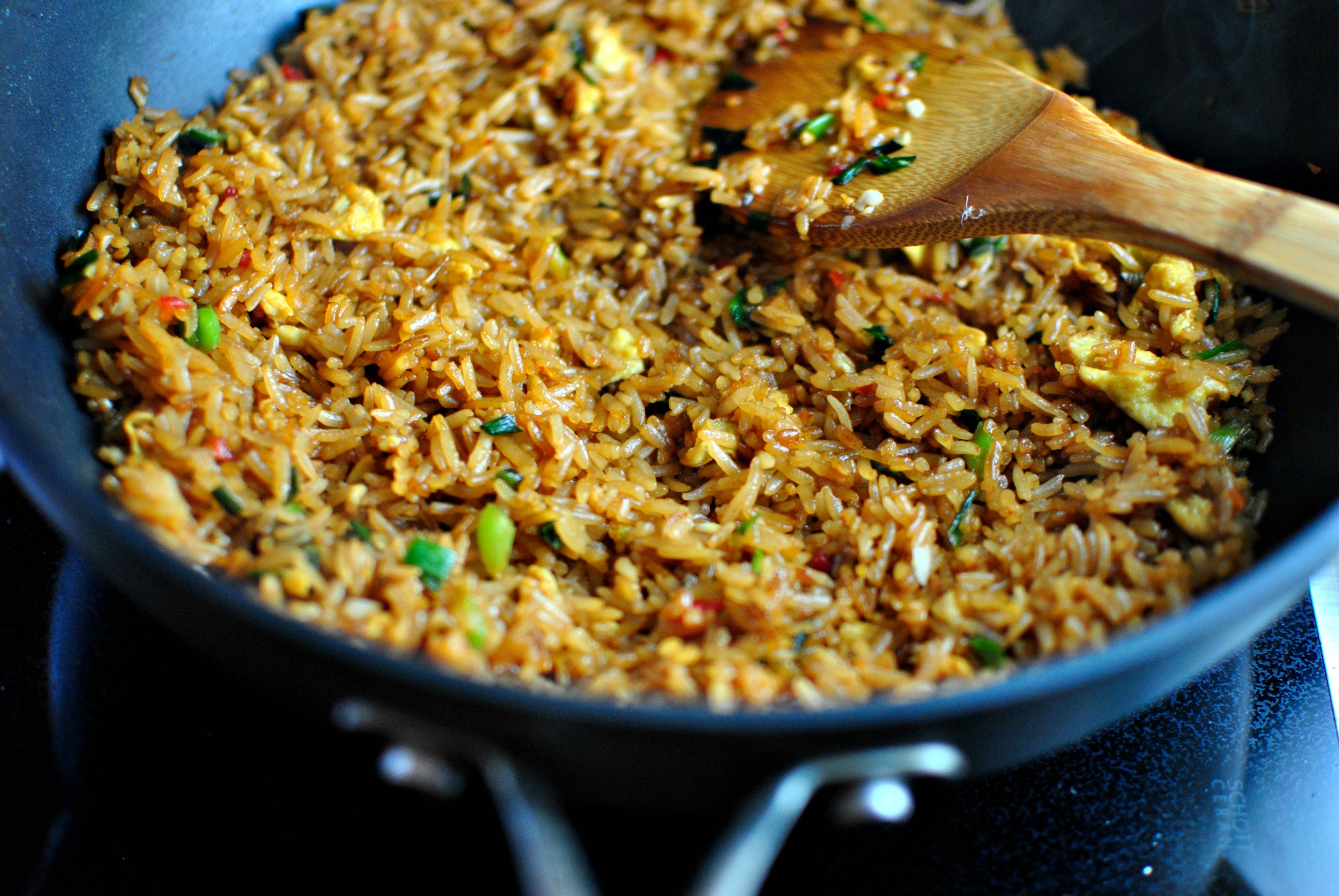 Simply scratch easy fried rice recipe simply scratch easy fried rice l simplyscratch fry ccuart Gallery