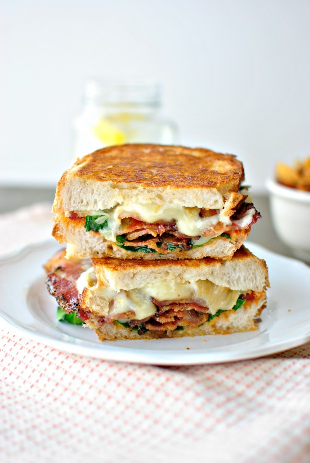 Sardine, Sun-Dried Tomato, And Bacon Club Sandwich Recipes ...