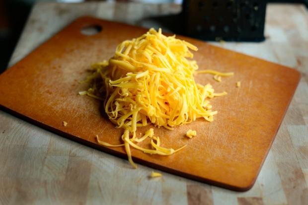 Southwest Potato Salad l www.SimplyScratch.com cheese