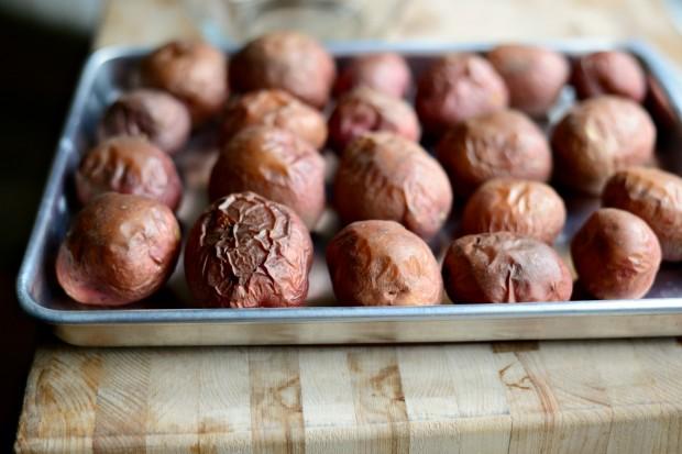Southwest Potato Salad l www.SimplyScratch.com cool