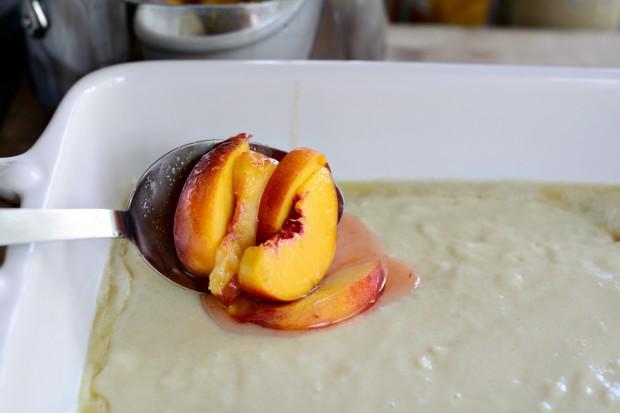 Brown Butter Peach Cobbler l www.SimplyScratch (8)