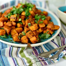 Sweet Potato Home Fries l www.SimplyScratch (10)
