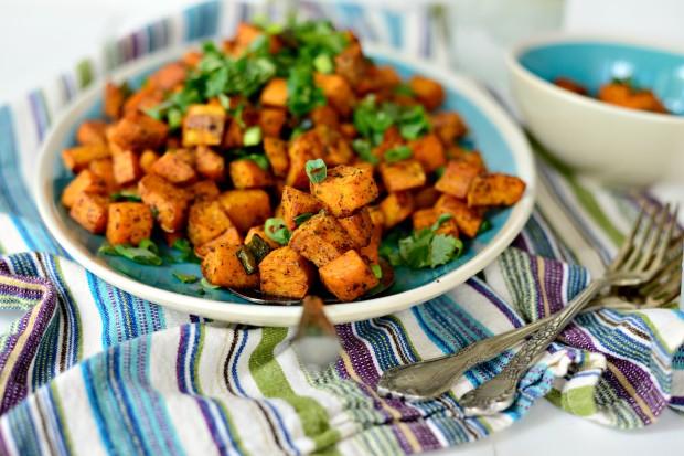Sweet Potato Home Fries l www.SimplyScratch (10)
