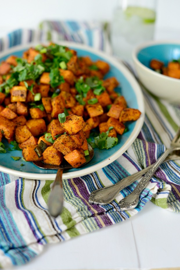 Sweet Potato Home Fries l www.SimplyScratch (11)
