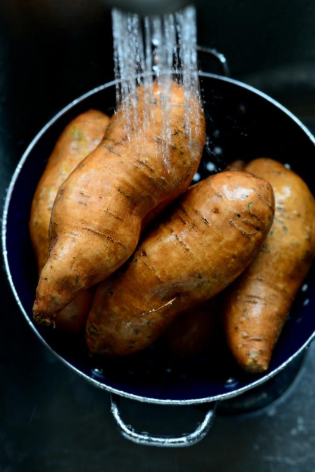 Sweet Potato Home Fries l www.SimplyScratch (13)