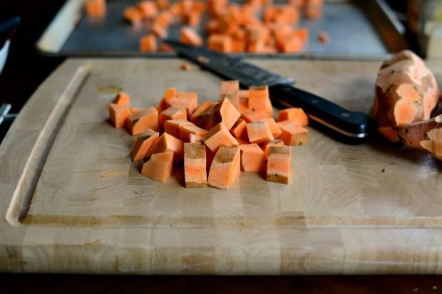 Sweet Potato Home Fries l www.SimplyScratch (17)