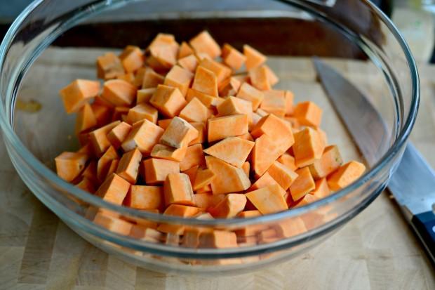 Sweet Potato Home Fries l www.SimplyScratch (18)