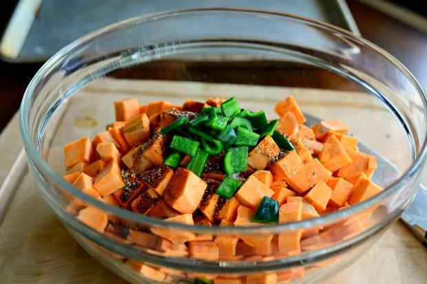 Sweet Potato Home Fries l www.SimplyScratch (4)