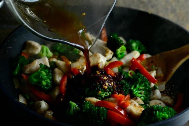 Spicy Cashew Chicken l SimplyScratch (12)