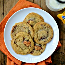 Butterfinger Cookies l SimplyScratch.com (010)