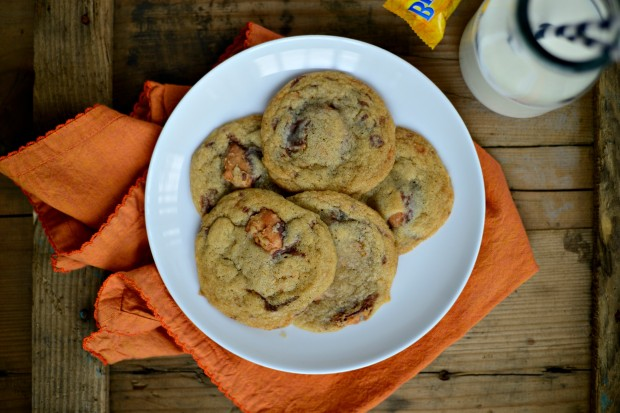 Butterfinger Cookies l SimplyScratch.com (12)