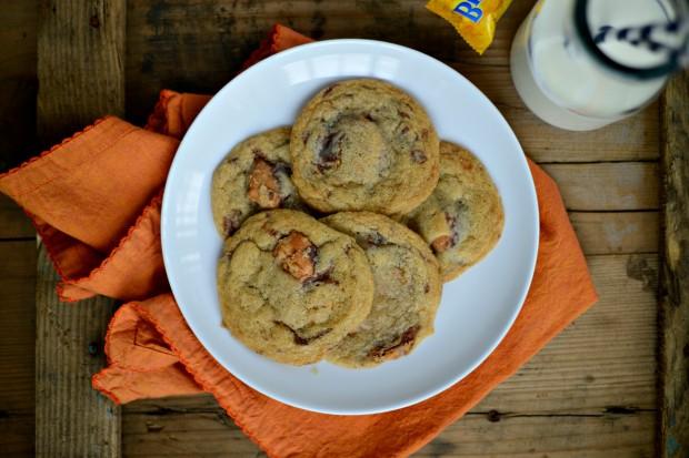 Butterfinger Cookies l SimplyScratch.com (12)