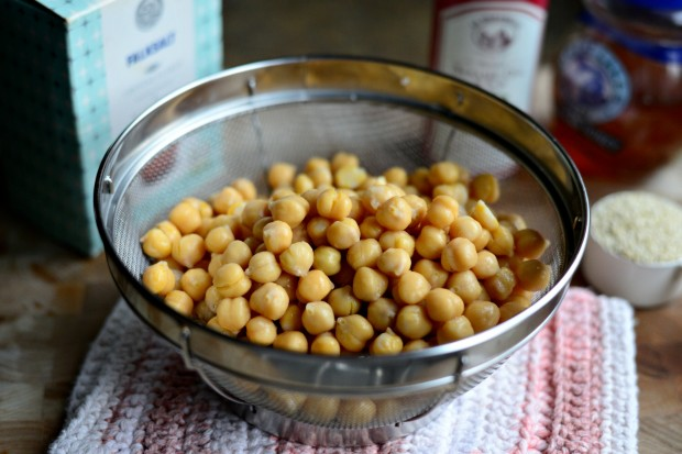 Honey Sesame Roasted Chickpeas l SimplyScratch.com (1)