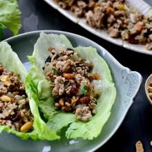 Moroccan Pork Lettuce Cups l SimplyScratch.com  (27)