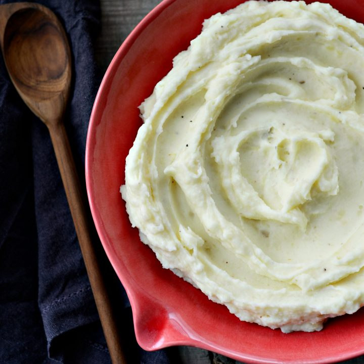 Creamy Classic Mashed Potatoes