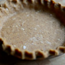 Pecan Whole Wheat Pie Crust l SimplyScratch (22)