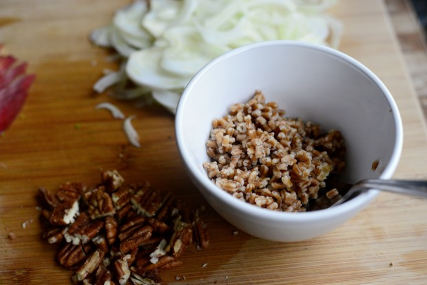 Winter Kale + Beet Greens Salad l SimplyScratch.com (13)