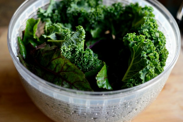 Winter Kale + Beet Greens Salad l SimplyScratch.com (7)