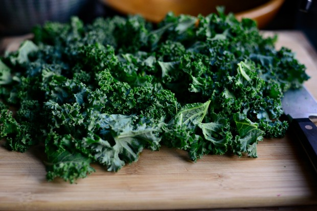 Winter Kale + Beet Greens Salad l SimplyScratch.com (8)