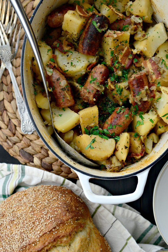 Dublin Coddle l Recipes to Make On St. Patrick's Day