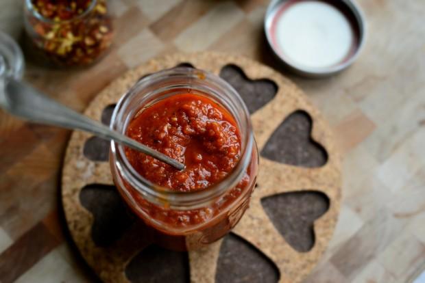 Quick Arrabbiata Sauce l SimplyScratch.com (21)