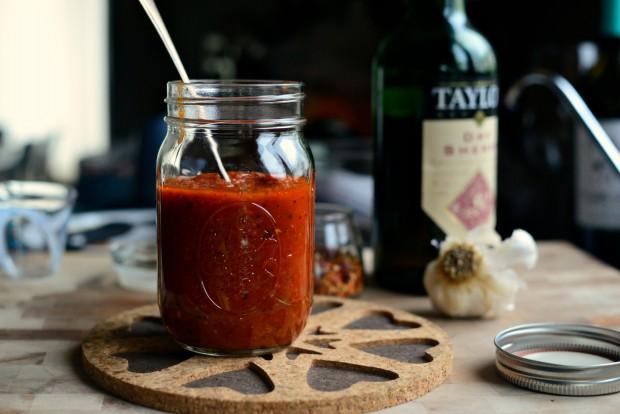 Quick Arrabbiata Sauce l SimplyScratch.com (22)