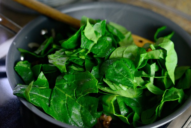 Spinach & Mushroom Ricotta Frittata l SimplyScratch.com (14)